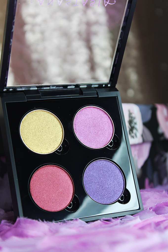 Make your own eyeshadow quad from Anastasia Beverly Hills using unique shades like this purple inspired palette with Anastasia Singles in Tiger's Eye, Sangria, Gemstone, & Iridescent Purple Beauty products make great gifts! What is something she might appreciate? Keep reading to see my recommendations for the perfect gifts, Mother's Day, & Birthdays on All Things Beautiful XO