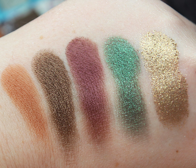 Game Of Thrones Eyeshadow Palette by Urban Decay #7