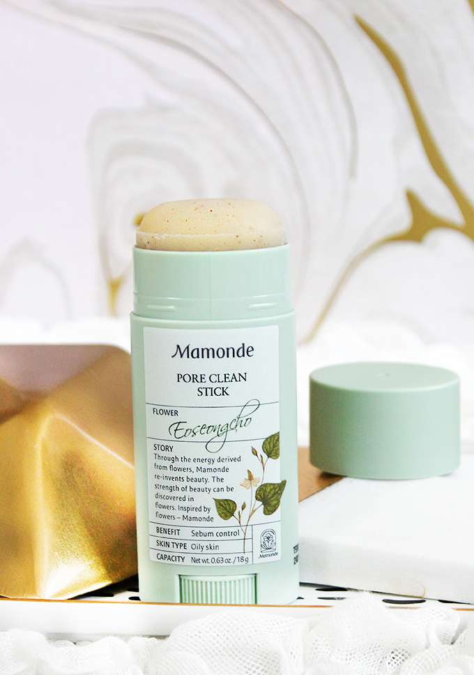 Mamonde Clean Pore Stick Check out 7 Beauty Must-Haves You'll Actually Want to Travel With including skin, fragrance, & makeup on All Things Beautiful XO