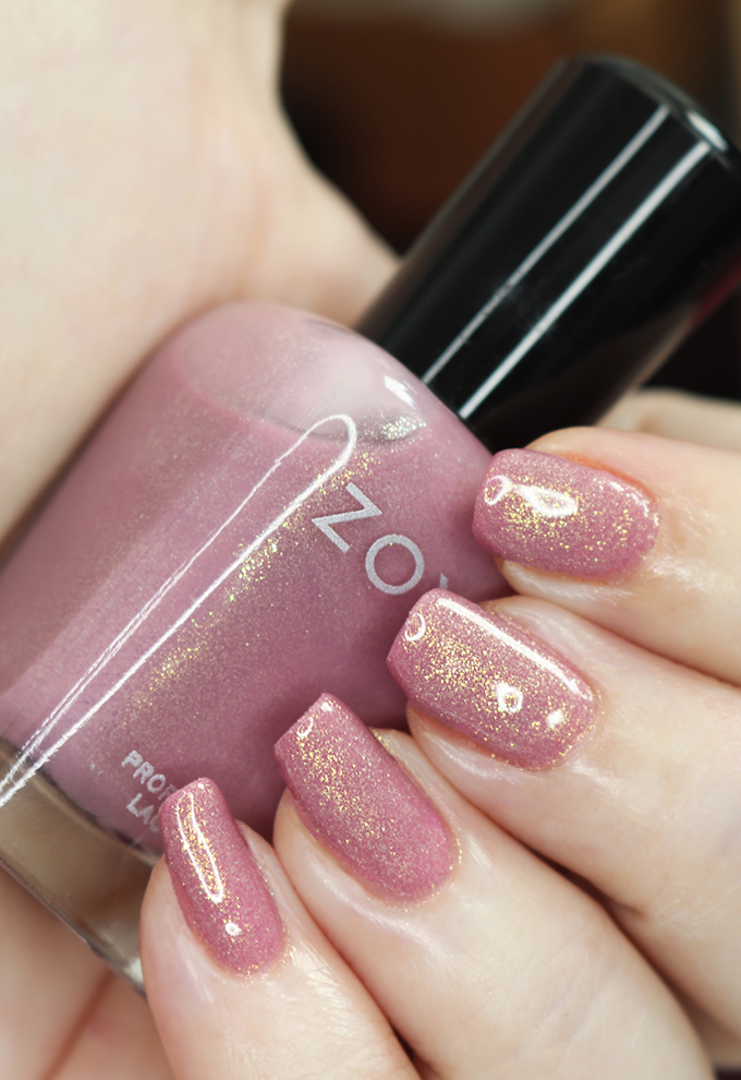 Zoya Nail Polish in Patrice from the Luscious Collection  Swatches & Review of the Zoya Luscious Part A Collection - shades in  Wanda, Patrice, Teresa, Andrea, Bentley, and Sharon on All Things Beautiful XO