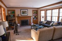 Perfect Living Room Colors With Oak Trim For Design