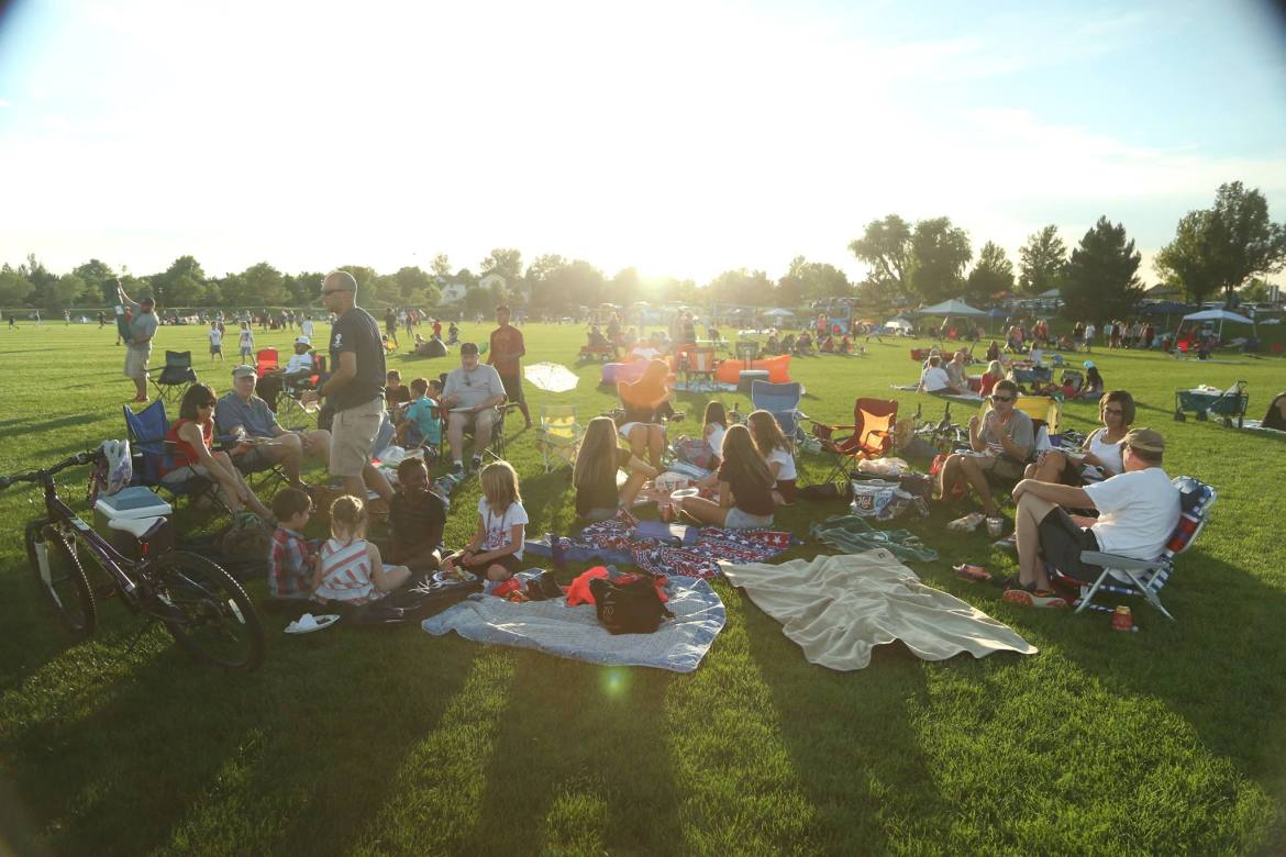 4th of July boulder area events