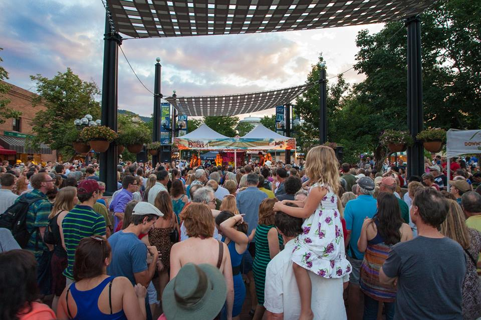 4th of july events boulder area