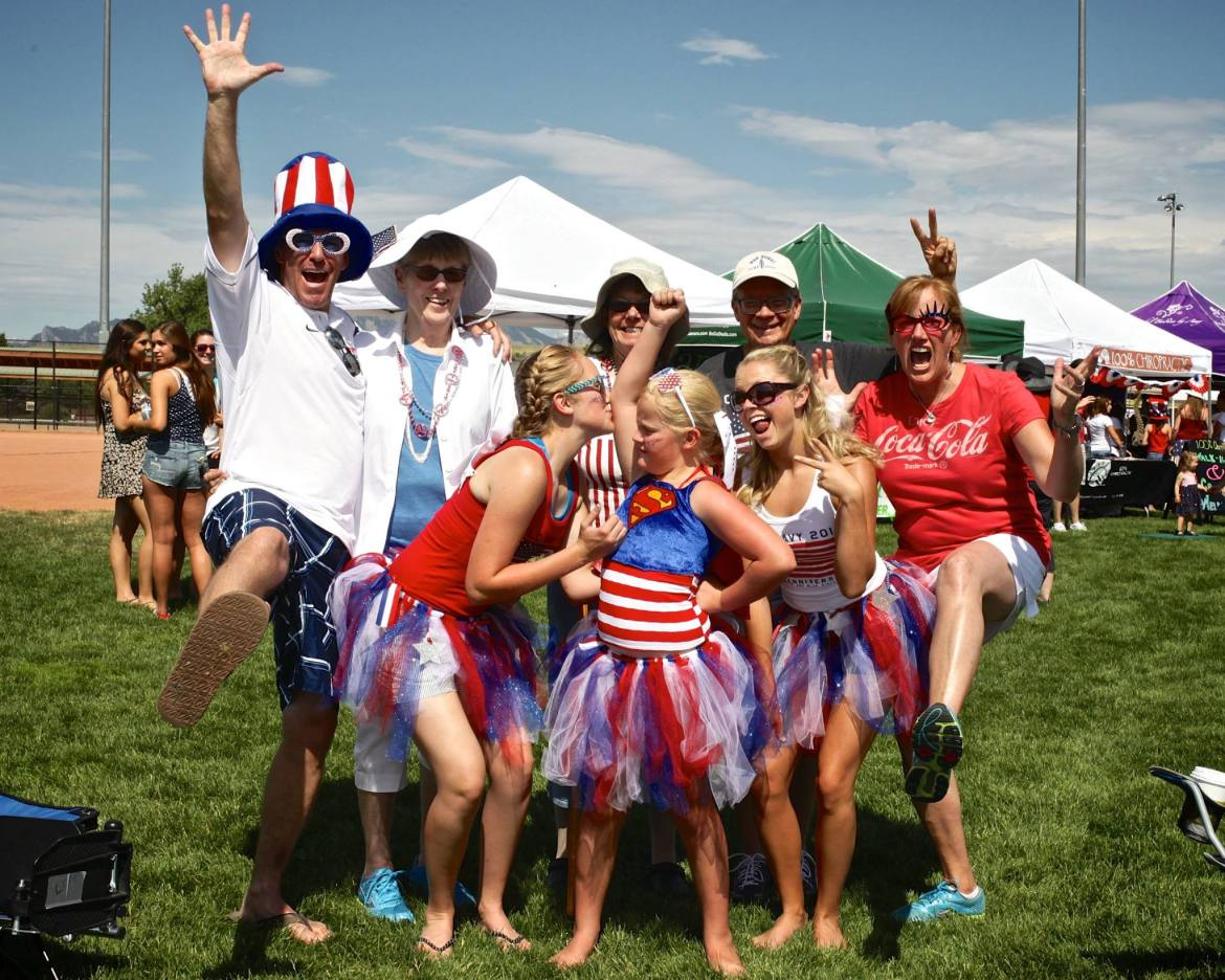 4th of July events in the Boulder Area