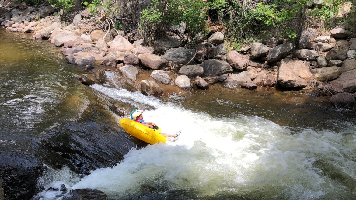 A Beginner's Guide to Tubing Boulder Creek - All Things Boulder