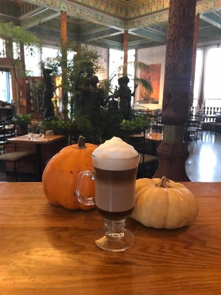 Fall Drinks Boulder Tea House