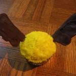Catch the Snitch Cupcake!