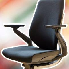 Steelcase Gesture Chair Knee Ikea Ergonomic Review All Things Video Reviews