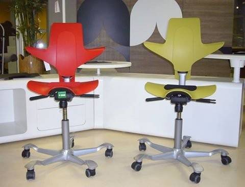 hag capisco chair review indoor bistro table and chairs puls ergonomic saddle office all things video reviews