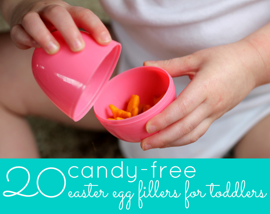 World Wide Wednesday No Candy Easter Basket Ideas The