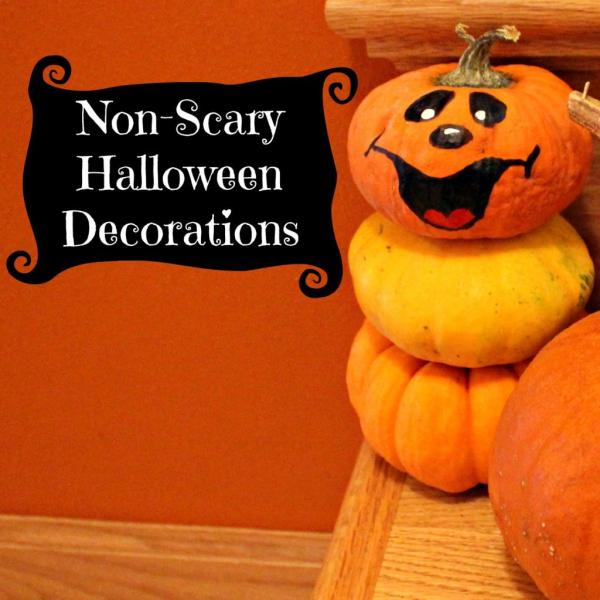Non Scary Halloween Decorations