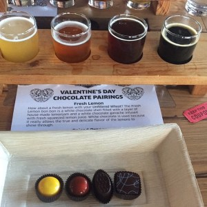 Christopher Elbow Chocolate & Boulevard Beer Pairing