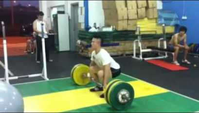250 kg Deadlift @ 75 kg Bodyweight - All Things Gym