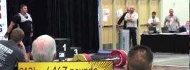 John Broz's Lifters at the 2011 USA Nationals