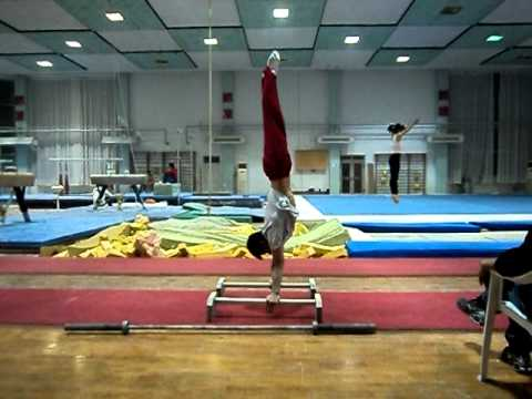 handstand planche press to handstand  strong chinese