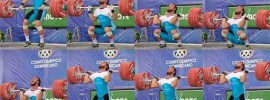 Dmitry Klokov 227kg Clean and Jerk Sequence