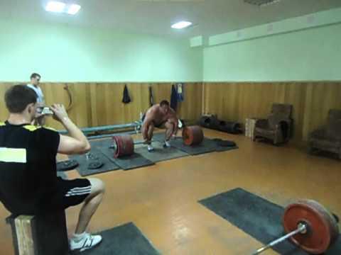 Mikhail Koklyaev Deadlift 342 5 kg x10 - All Things Gym