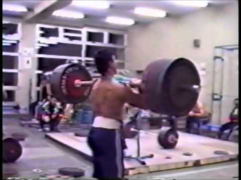 Asen Zlatev 230kg Clean Amp Jerk All Things Gym