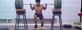 Mohamed Ehab 170kg Step Ups