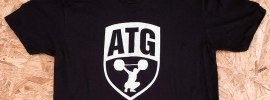 New Black & White ATG Shirt is Here!