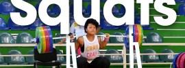 Squat Compilation 2016 Junior Worlds Training Hall