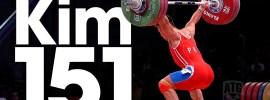 Kim Un Guk 151kg Snatch 2015 World Weightlifting Championships