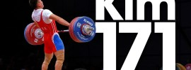 Kim Kwang Song 171kg Snatch 2015 World Weightlifting Championships