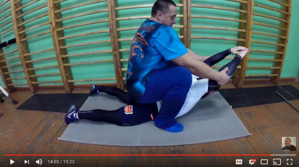 Mikhail Koklyaev Weightlifting A Z 5 Stretches All