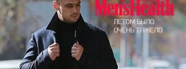 "Ilya Ilyin Men's Health Interview (November 2017) ""90% Chance of Return"""