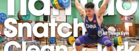 Tian Tao Jerking 210kg