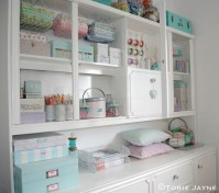Craft Room Inspiration from Pinterest - All Things Heart ...