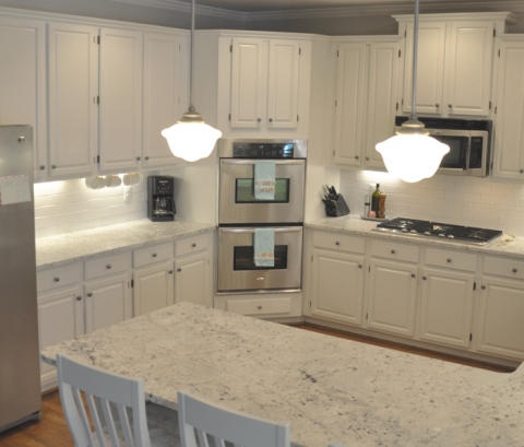 open cabinets for microwave all