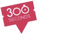 300 seconds to speak
