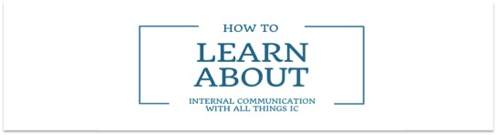 How to learn about internal communication