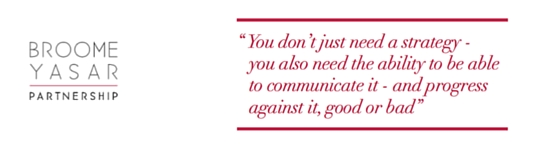 How Comms pros can become CEOs
