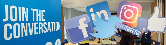 How an NHS Trust is encouraging social media use