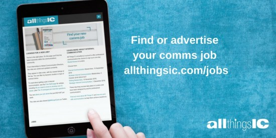 Find your new comms role at allthingsic.com_jobs
