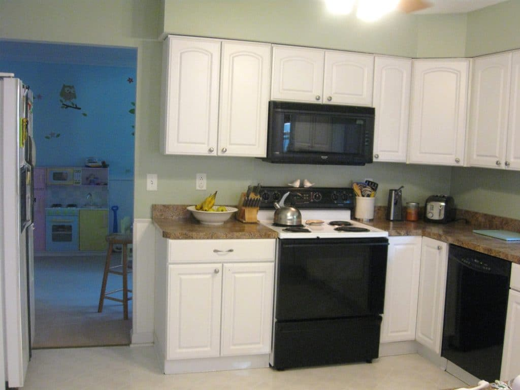 sears kitchen remodeling wall shelves rescue my appliances contest all things mamma