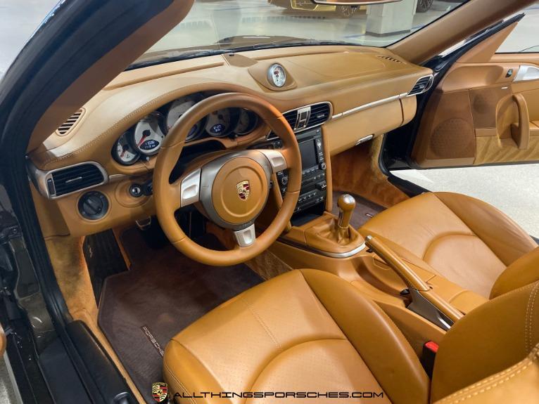 2009 Porsche 911 Carrera 4S Cabriolet Manual Trans. Stock