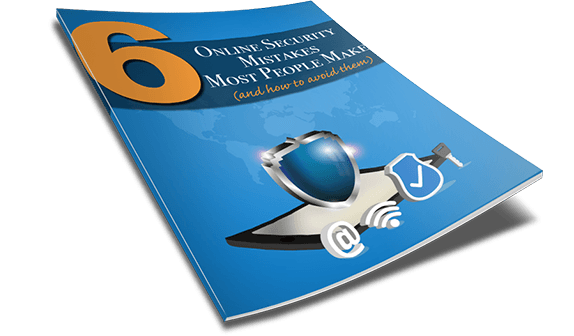 6 Online Security Mistakes PDF Download
