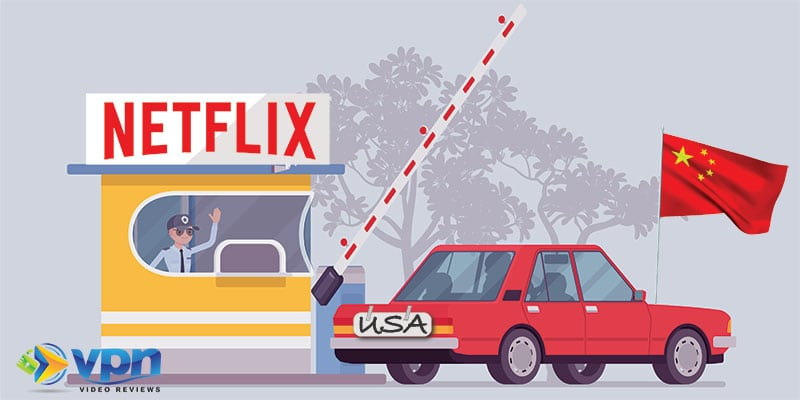 Using SmartDNS to access Netflix in China
