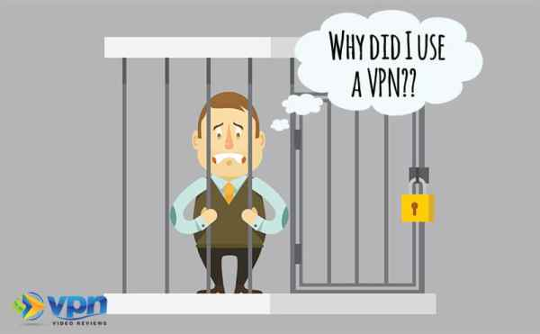 Are VPNs Legal? The idea that we can get in trouble for using a VPN is a myth.