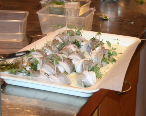 Whiting roll ups