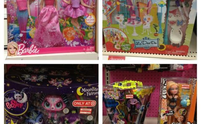 July Target Toy Clearance Markdowns Now 30 Off All