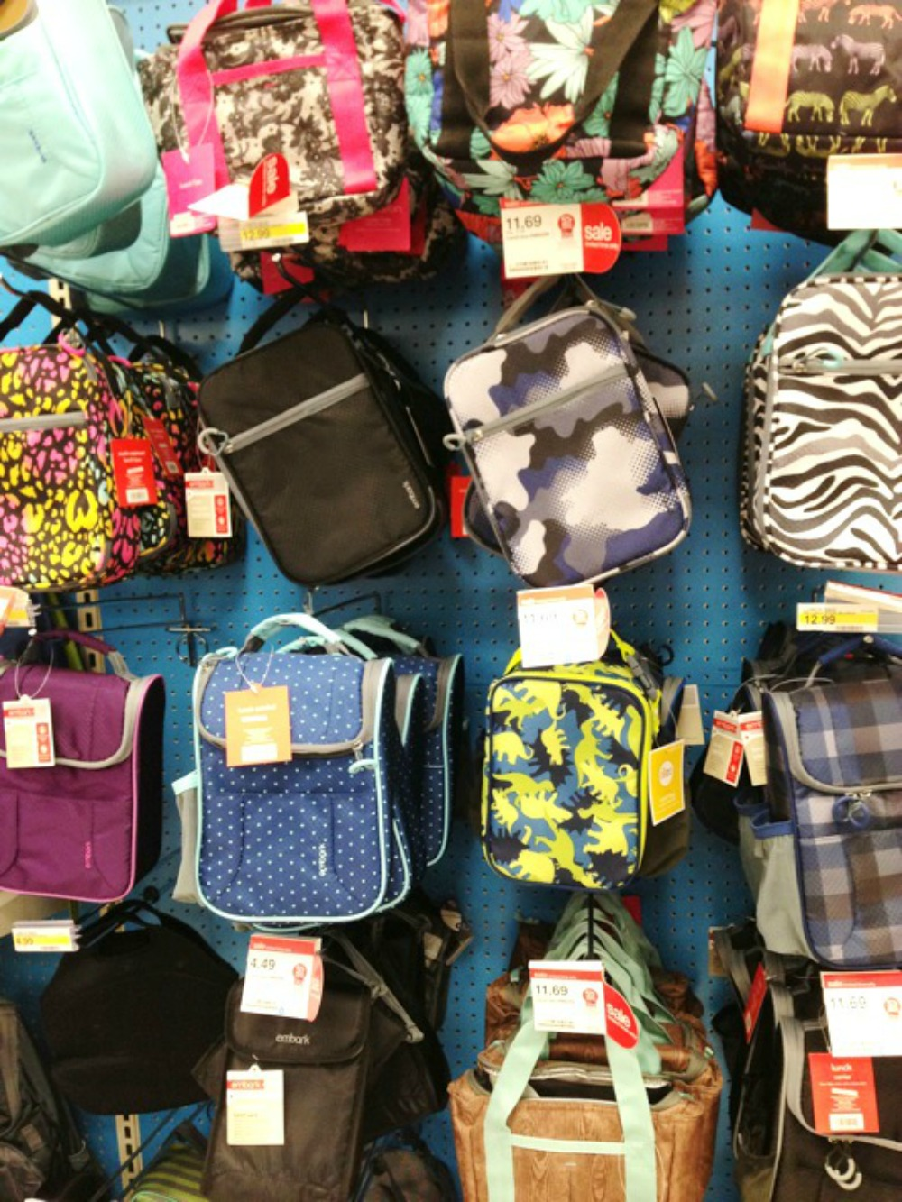 Target Back to School Lunch Gear  All Things Target