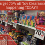 Target Clearance Toys 70 Off Today Readers Shopping