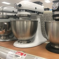 Kitchen Aid Classic Plus Cost To Update Kitchenaid Mixer 159 99 Reg 259 All Things Target Has A Super Deal On The 4 5 Qt Is Sale For 199 There Cartwheel Offer You Can Use Save