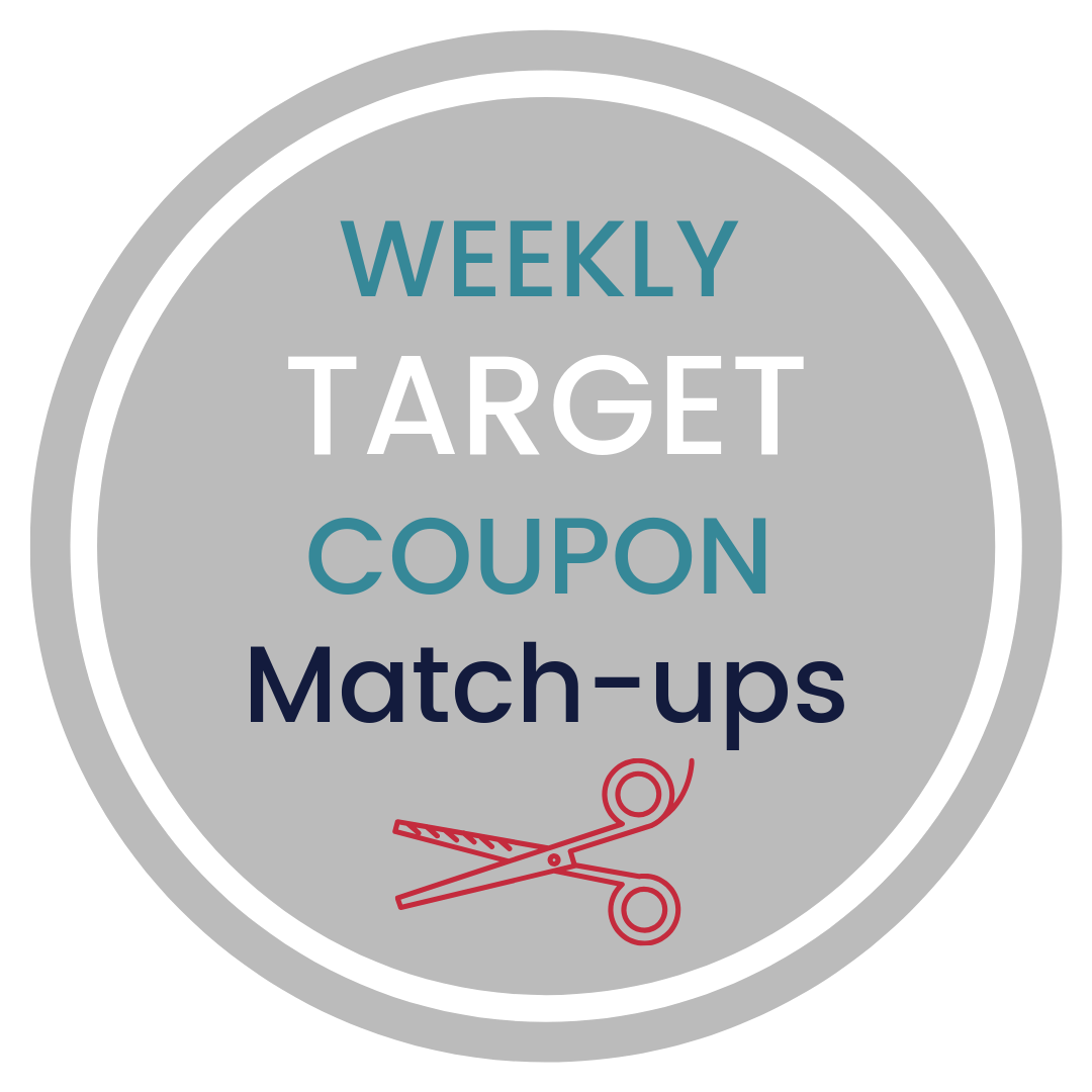 target coupons weekly match