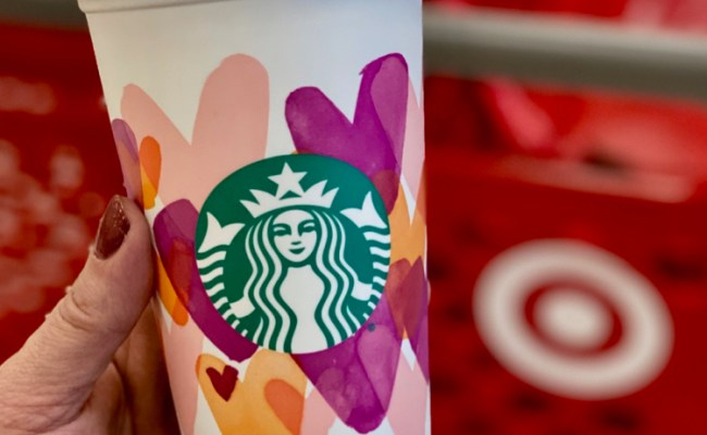 New Starbucks Valentine Cups All Things Target