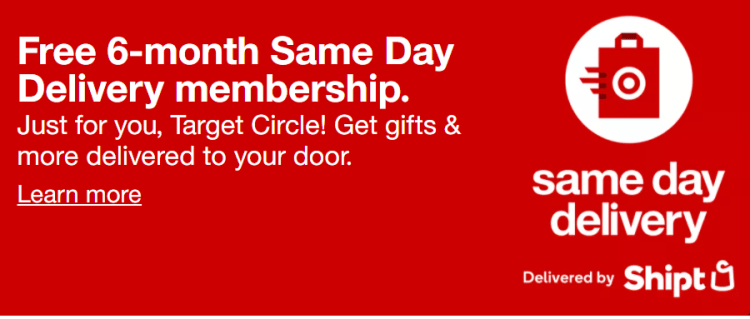Possible FREE 6-Month Shipt Membership with Circle | All ...